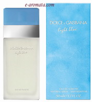 D&G LIGHT BLUE WOMEN Eau de Toilette 50ml