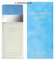 D&G LIGHT BLUE WOMEN Eau de Toilette 100ml