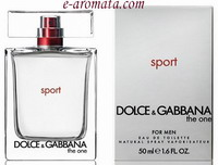 Dolce & Gabbana The One Sport Eau de Toilette 100ml