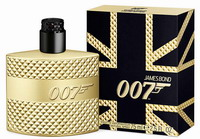 James Bond 007 Limited Edition Gold Eau de Toilette Spray 50ml