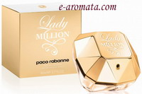 Paco Rabanne Lady Million Eau de Toilette 50ml