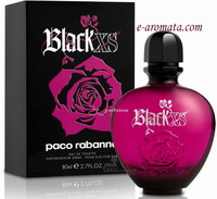 Paco Rabanne XS BLACK WOMEN Eau de Toilette  80ml