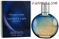 Van Cleef & Arpels Midnight In Paris Eau de Toilette 125ml