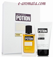 DSQUARED2 POTION Eau de parfum 100ml Gift Set